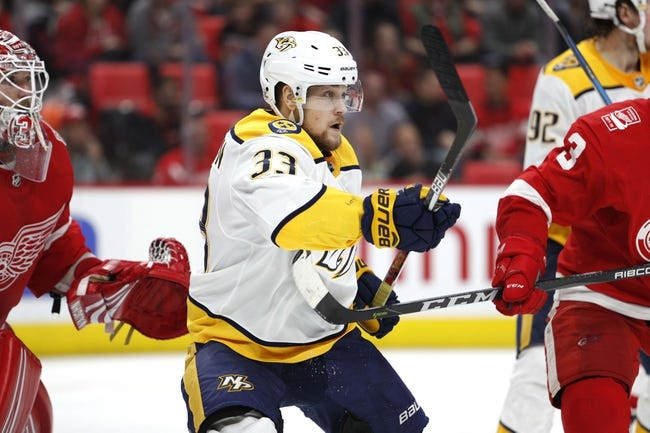 NHL | Detroit Red Wings - Nashville Predators