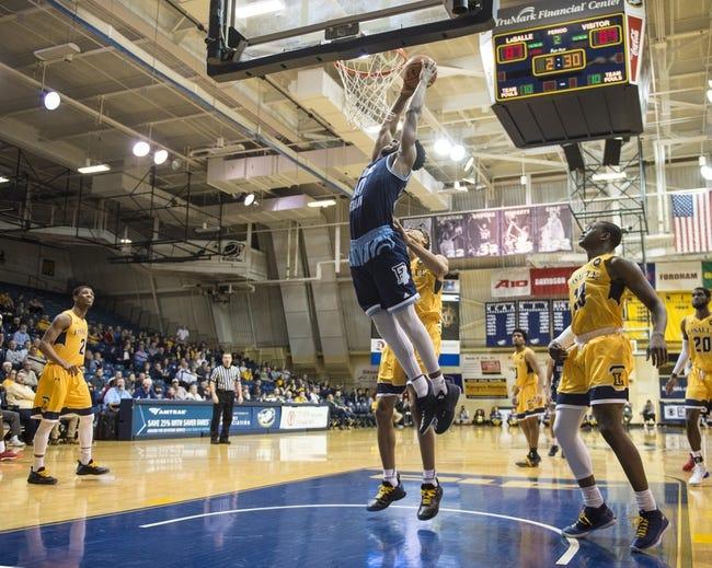 NCAA BB | La Salle at Rhode Island