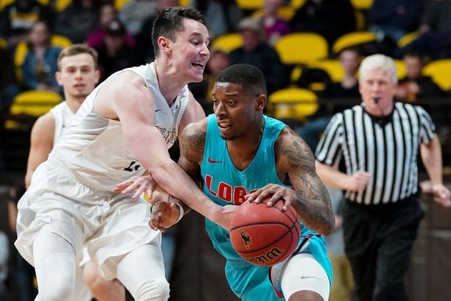 NCAA BB | Saint Mary's-California Gaels (5-4) at New Mexico Lobos (4-2)