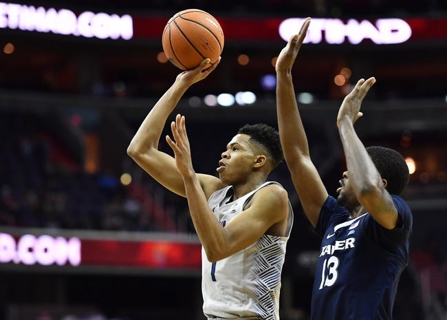 NCAA BB | Georgetown at Xavier