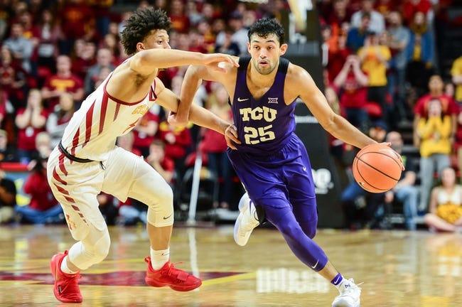 NCAA BB | TCU at Iowa State