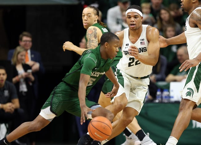 NCAA BB | Cleveland State at IUPUI