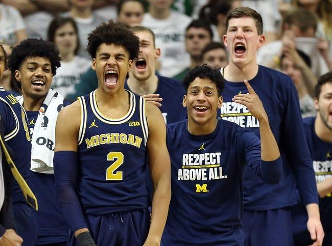 Michigan State vs. Michigan - 3/3/18 College Basketball Pick, Odds, and Prediction