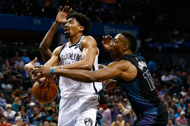 Charlotte Hornets vs. Brooklyn Nets - 3/8/18 NBA Pick, Odds, and Prediction