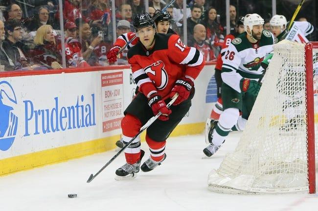 NHL | Minnesota Wild at New Jersey Devils