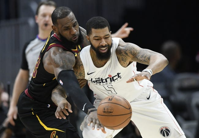 NBA | Washington Wizards (42-36) at Cleveland Cavaliers (48-30)