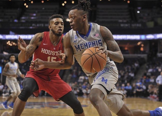 NCAA BB | Memphis at Houston