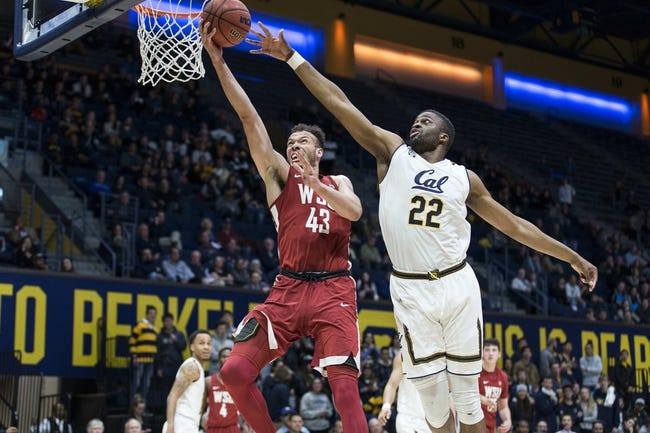 NCAA BB | Washington State at California