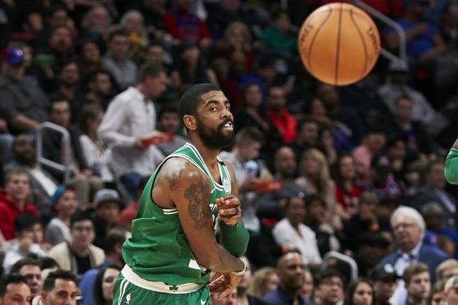 NBA | Boston Celtics (3-2) at Detroit Pistons (4-0)