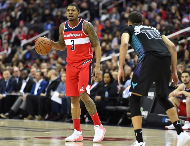Washington Wizards vs. Charlotte Hornets - 3/31/18 NBA Pick, Odds, and Prediction