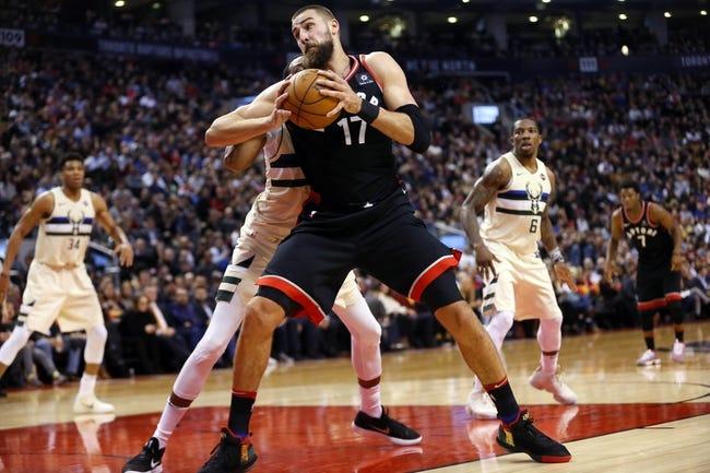 NBA | Toronto Raptors (6-0) at Milwaukee Bucks (6-0)