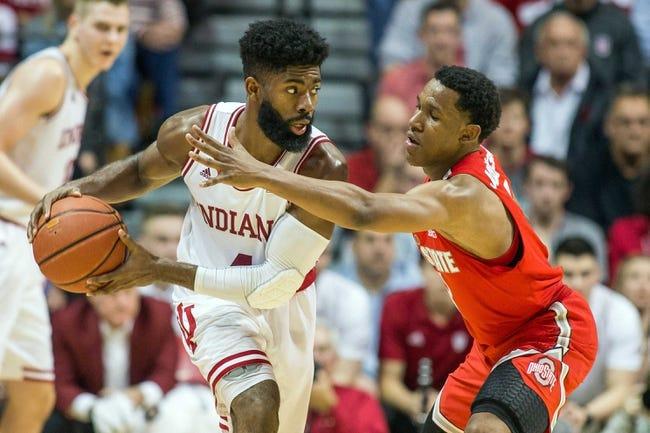 NCAA BB | Ohio State at Indiana
