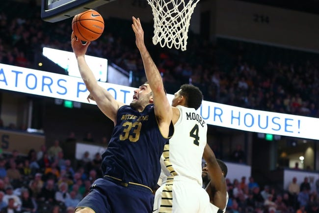 NCAA BB | Wake Forest at Notre Dame