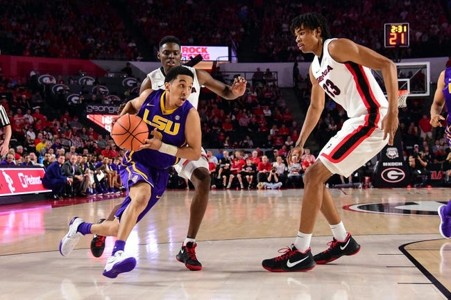 LSU vs. Mississippi State - 3/3/18 College Basketball Pick, Odds, and Prediction