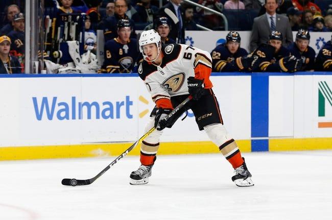 NHL | Anaheim Ducks (19-13-5) at Buffalo Sabres (20-11-5)