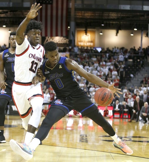 NCAA BB | Cincinnati at Tulsa