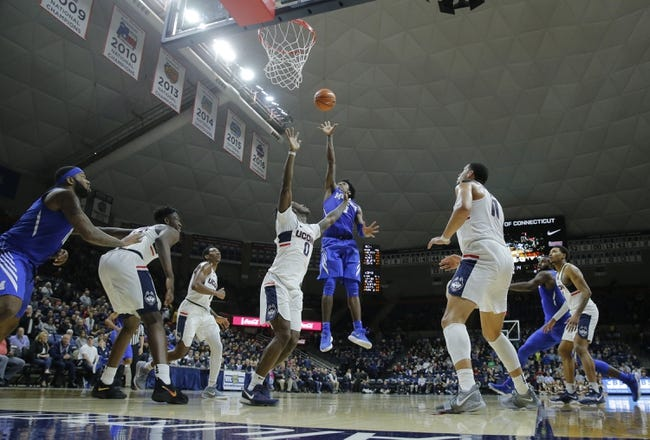 NCAA BB | Connecticut at Memphis