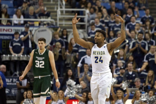 NCAA BB | Nevada at Colorado State