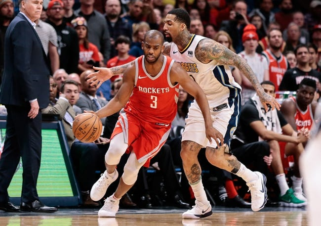 NBA | Houston Rockets (5-7) at Denver Nuggets (9-4)