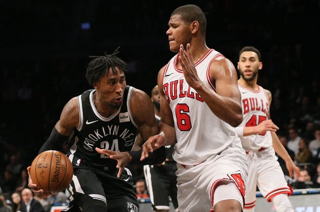 Chicago Bulls vs. Brooklyn Nets - 4/7/18 NBA Pick, Odds, and Prediction