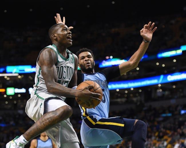 NBA | Boston Celtics (20-14) at Memphis Grizzlies (18-16)
