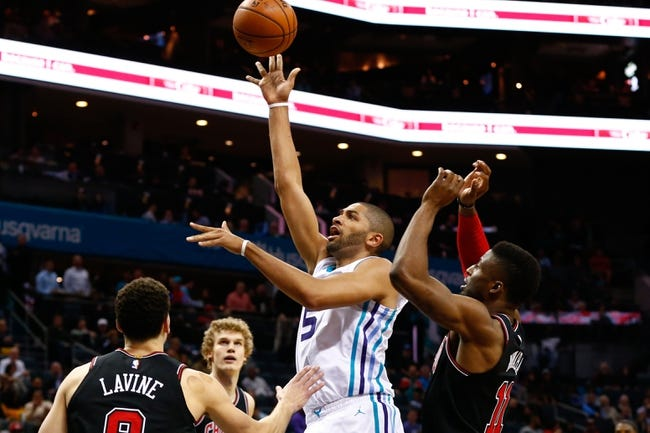 Chicago Bulls vs. Charlotte Hornets - 4/3/18 NBA Pick, Odds, and Prediction