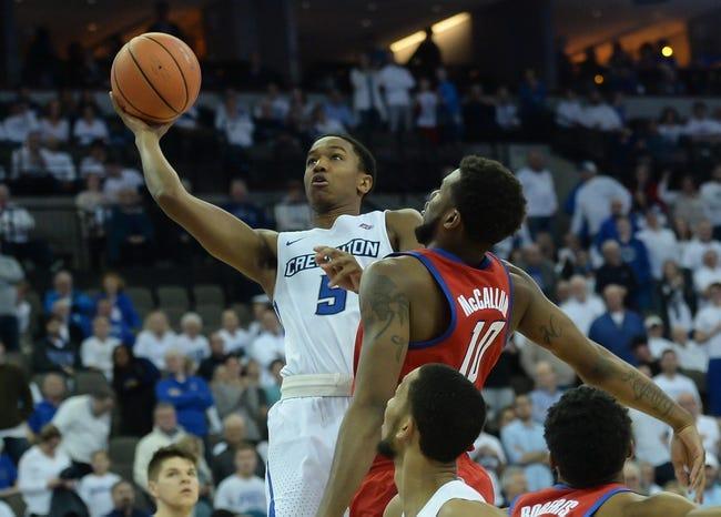 NCAA BB | DePaul at Creighton