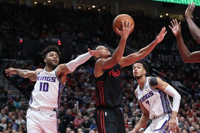 NBA | Portland Trail Blazers (21-16) at Sacramento Kings (19-17)
