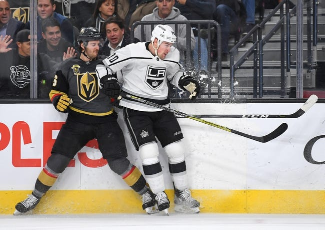 Vegas Golden Knights vs. Los Angeles Kings - 4/11/18 NHL Pick, Odds, and Prediction