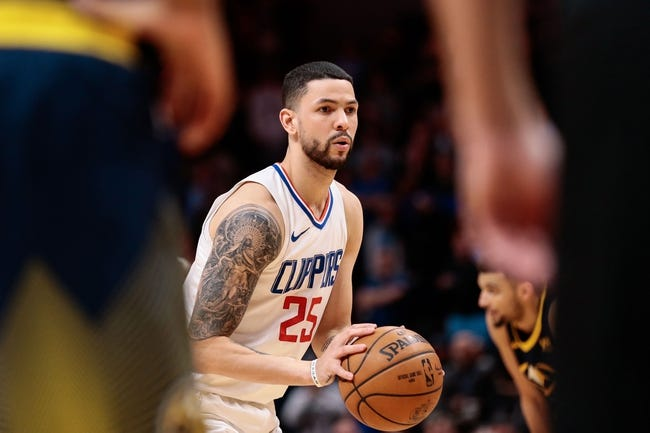 NBA | Denver Nuggets (44-35) at Los Angeles Clippers (42-37)