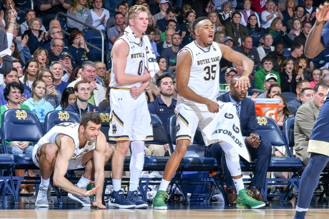 Notre Dame vs. Pittsburgh - 3/6/18 College Basketball Pick, Odds, and Prediction