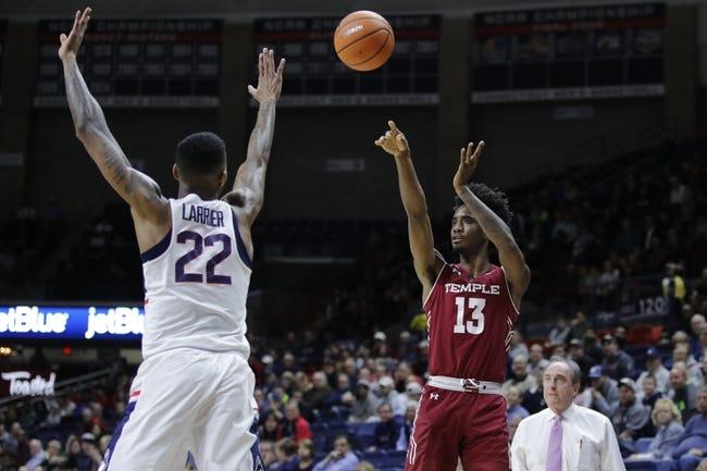 Temple vs. La Salle - 11/6/18 College Basketball Pick, Odds, and Prediction
