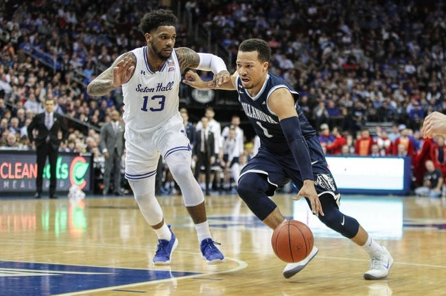 Villanova vs. Georgetown - 3/3/18 College Basketball Pick, Odds, and Prediction