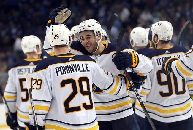 Tampa Bay Lightning vs. Buffalo Sabres - 4/6/18 NHL Pick, Odds, and Prediction
