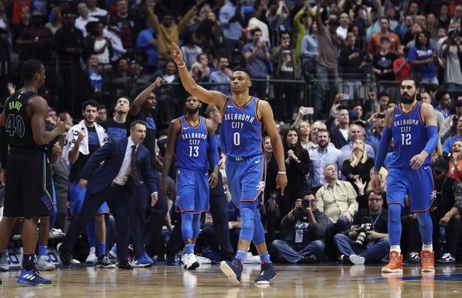 NBA | Oklahoma City Thunder (7-4) at Dallas Mavericks (3-8)