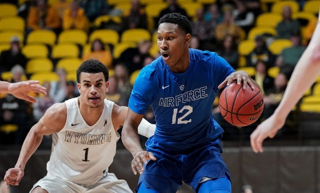 UNLV vs. Air Force - 3/7/18 College Basketball Pick, Odds, and Prediction
