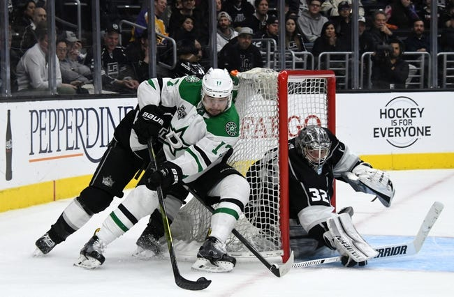 Los Angeles Kings vs. Dallas Stars - 4/7/18 NHL Pick, Odds, and Prediction