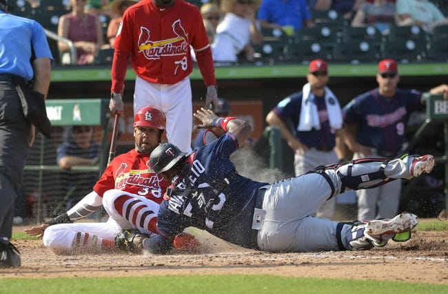 St. Louis Cardinals vs. Minnesota Twins - 5/7/18 MLB Pick, Odds, and Prediction