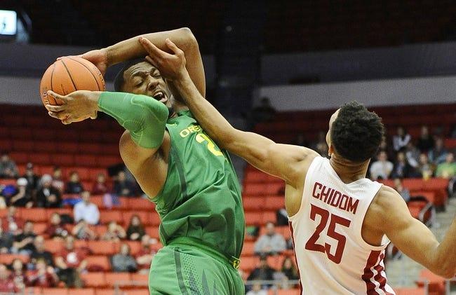 Oregon vs. Washington State - 3/7/18 College Basketball Pick, Odds, and Prediction