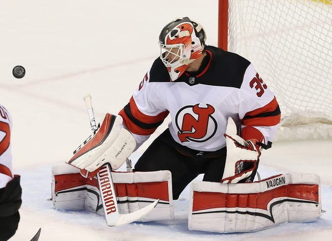 New Jersey Devils vs. Vegas Golden Knights - 3/4/18 NHL Pick, Odds, and Prediction