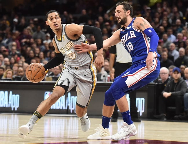 Philadelphia 76ers vs. Cleveland Cavaliers - 4/6/18 NBA Pick, Odds, and Prediction