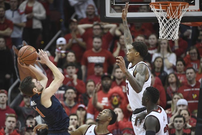 Virginia vs. Louisville - 3/8/18 College Basketball Pick, Odds, and Prediction