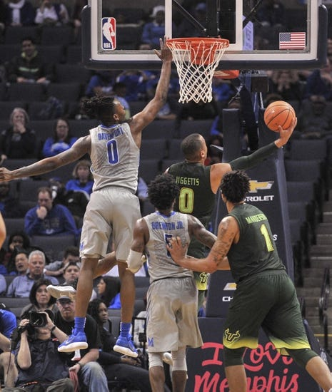 Tulsa Golden vs. Memphis - 3/9/18 College Basketball Pick, Odds, and Prediction
