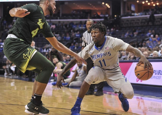 Memphis vs. South Florida - 3/8/18 College Basketball Pick, Odds, and Prediction