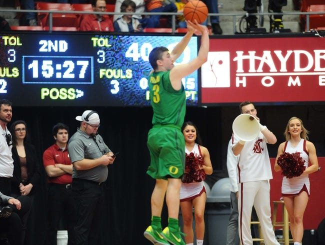 Oregon vs. Eastern Washington - 11/9/18 College Basketball Pick, Odds, and Prediction