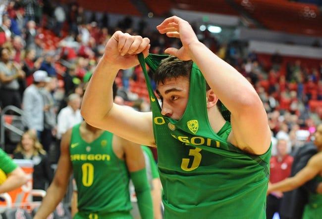 Oregon vs. Utah - 3/8/18 College Basketball Pick, Odds, and Prediction