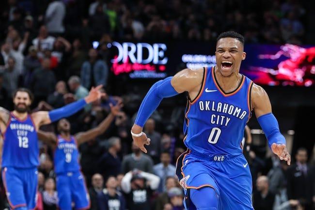 Oklahoma City Thunder vs. Sacramento Kings - 3/12/18 NBA Pick, Odds, and Prediction