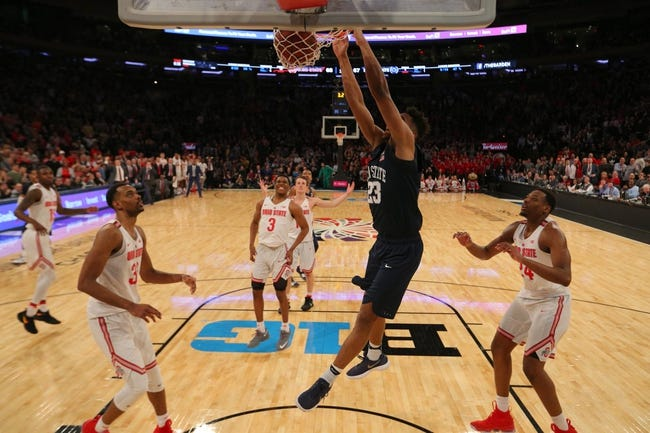 NCAA BB | Penn State at Ohio State