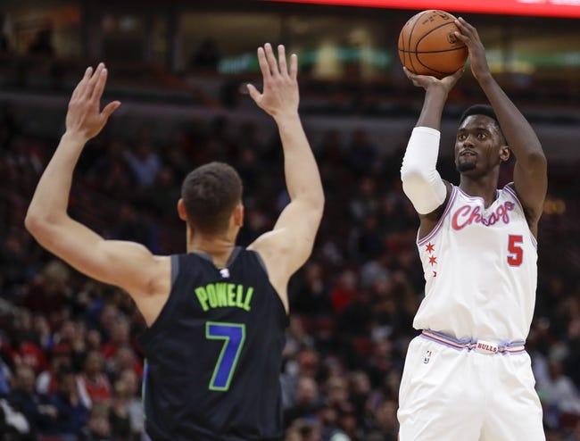 Dallas Mavericks vs. Chicago Bulls - 10/22/18 NBA Pick, Odds, and Prediction
