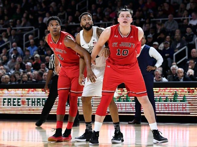 NCAA BB | Providence at St. John's